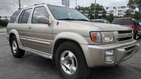 2000 Infiniti QX4 for sale in Haltom City, TX