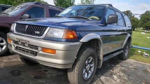 1999 Mitsubishi Montero Sport for sale in Haltom City, TX