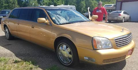 2000 Cadillac Superior Coach for sale at BARNES AUTO SALES in Mandan ND