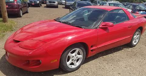 2000 Pontiac Firebird for sale at BARNES AUTO SALES in Mandan ND