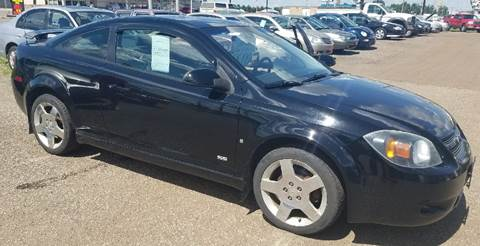2006 Chevrolet Cobalt for sale at BARNES AUTO SALES in Mandan ND