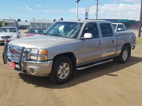 2005 GMC Sierra 1500 for sale in Mandan, ND