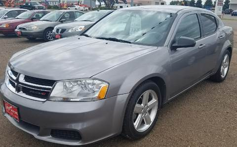 2013 Dodge Avenger for sale in Mandan, ND