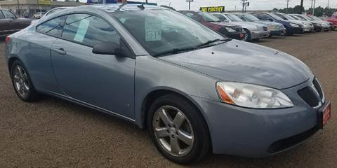 2008 Pontiac G6 for sale in Mandan, ND