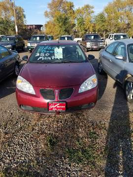 2009 Pontiac G6 for sale in Mandan, ND