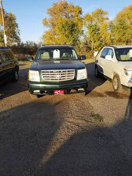2002 Cadillac Escalade for sale in Mandan, ND