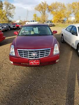2008 Cadillac DTS for sale in Mandan, ND