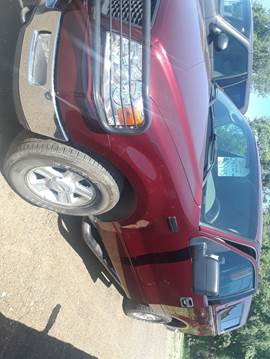 2004 Ford F-150 for sale at BARNES AUTO SALES in Mandan ND