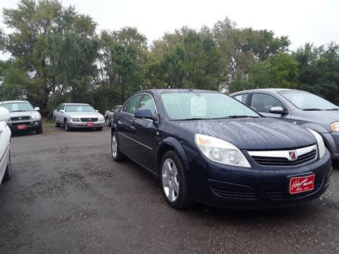 2007 Saturn Aura for sale at BARNES AUTO SALES in Mandan ND