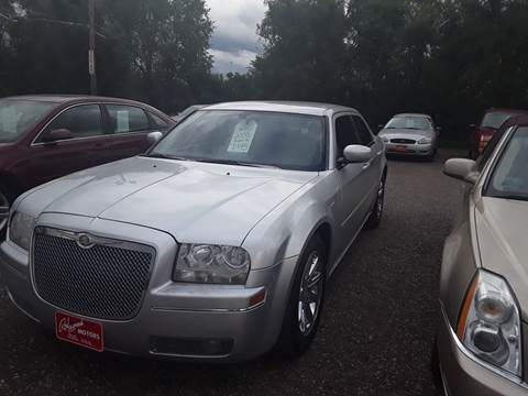 2005 Chrysler 300 for sale at BARNES AUTO SALES in Mandan ND
