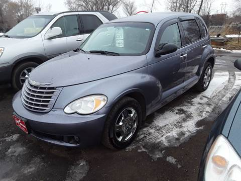 2007 Chrysler PT Cruiser for sale at BARNES AUTO SALES in Mandan ND