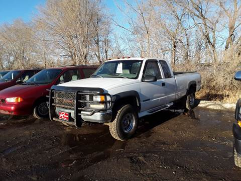 1998 GMC Sierra 2500 for sale in Mandan, ND