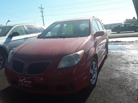 2006 Pontiac Vibe for sale at BARNES AUTO SALES in Mandan ND