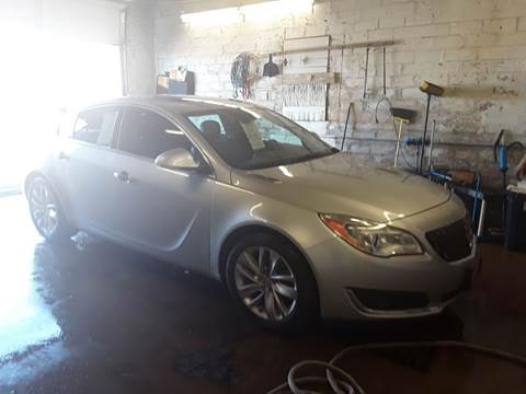 2014 Buick Regal for sale at BARNES AUTO SALES in Mandan ND