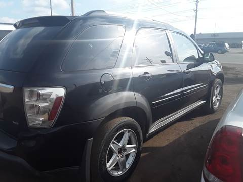 2006 Chevrolet Equinox for sale at BARNES AUTO SALES in Mandan ND