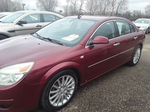 2008 Saturn Aura for sale at BARNES AUTO SALES in Mandan ND