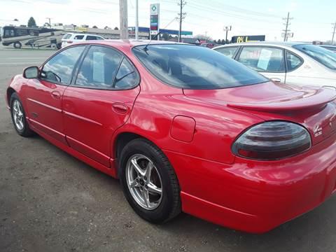 2002 Pontiac Grand Prix for sale in Mandan, ND