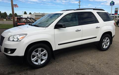 2007 Saturn Outlook for sale at BARNES AUTO SALES in Mandan ND