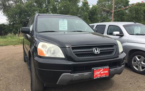 Honda Pilot For Sale in Mandan, ND - BARNES AUTO SALES