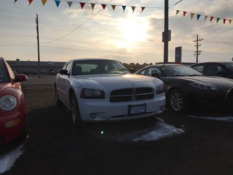 2006 Dodge Charger for sale at BARNES AUTO SALES in Mandan ND