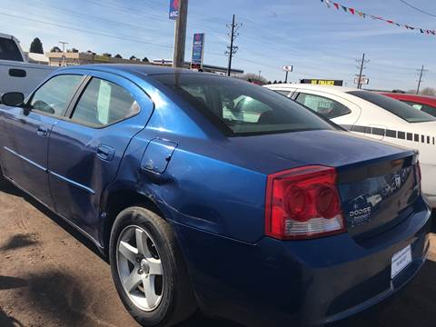 2009 Dodge Charger for sale at BARNES AUTO SALES in Mandan ND