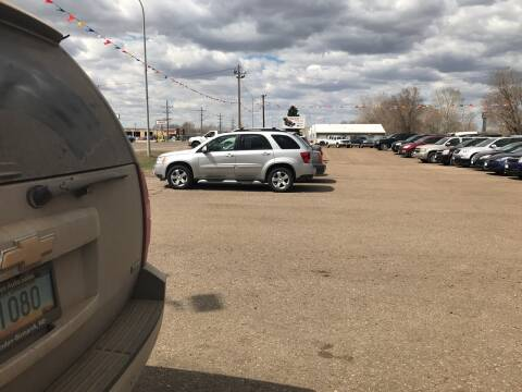 2006 Pontiac Torrent for sale at BARNES AUTO SALES in Mandan ND