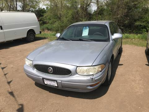 2005 Buick LeSabre for sale at BARNES AUTO SALES in Mandan ND