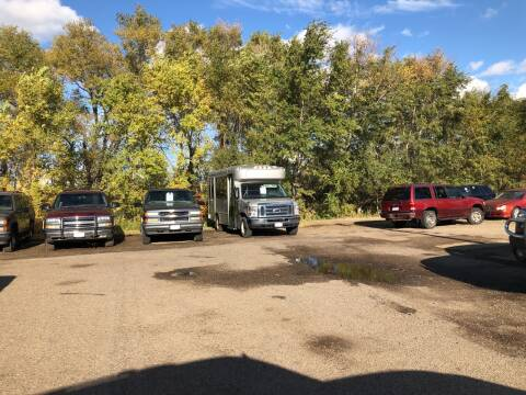 2011 Ford E-Series Chassis for sale at BARNES AUTO SALES in Mandan ND