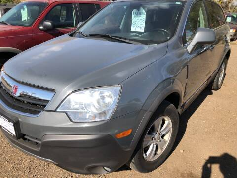 2008 Saturn Vue for sale at BARNES AUTO SALES in Mandan ND