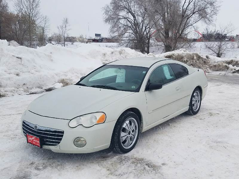 2003 Chrysler Sebring for sale at BARNES AUTO SALES in Mandan ND