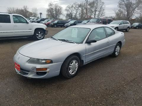 1997 Dodge Avenger for sale at BARNES AUTO SALES in Mandan ND