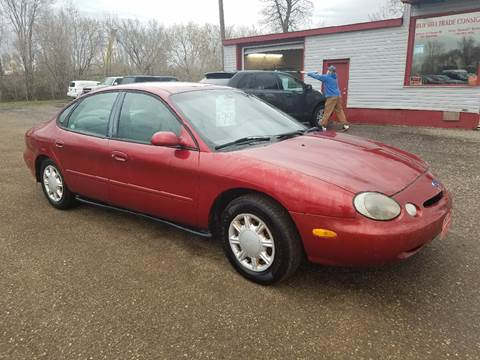 1997 Ford Taurus for sale at BARNES AUTO SALES in Mandan ND