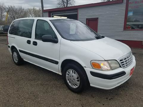 2000 Chevrolet Venture for sale at BARNES AUTO SALES in Mandan ND