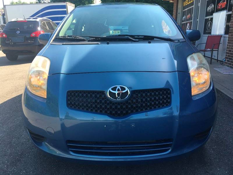 2007 Toyota Yaris for sale at D & M Discount Auto Sales in Stafford VA