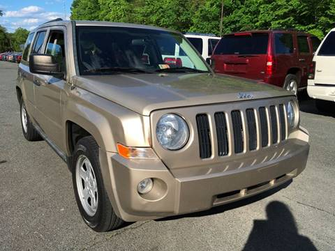 2010 Jeep Patriot for sale at D & M Discount Auto Sales in Stafford VA