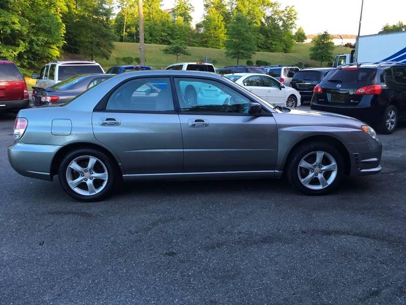 2007 Subaru Impreza for sale at D & M Discount Auto Sales in Stafford VA