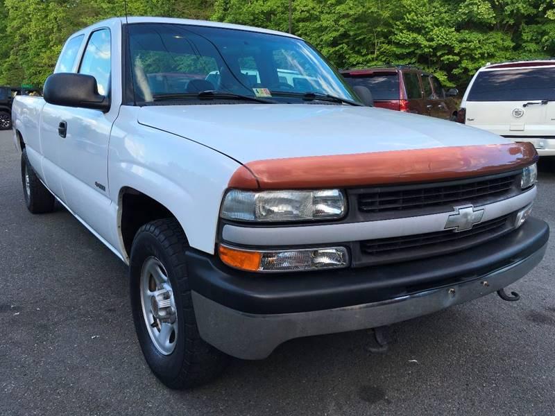 2000 Chevrolet Silverado 1500 for sale at D & M Discount Auto Sales in Stafford VA