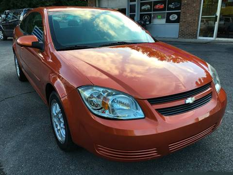 2007 Chevrolet Cobalt for sale at D & M Discount Auto Sales in Stafford VA