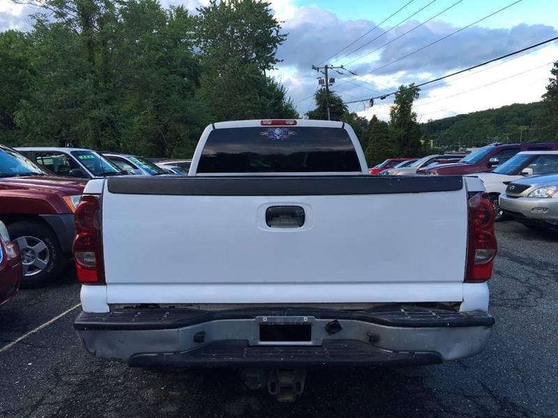 2003 Chevrolet Silverado 1500 for sale at D & M Discount Auto Sales in Stafford VA