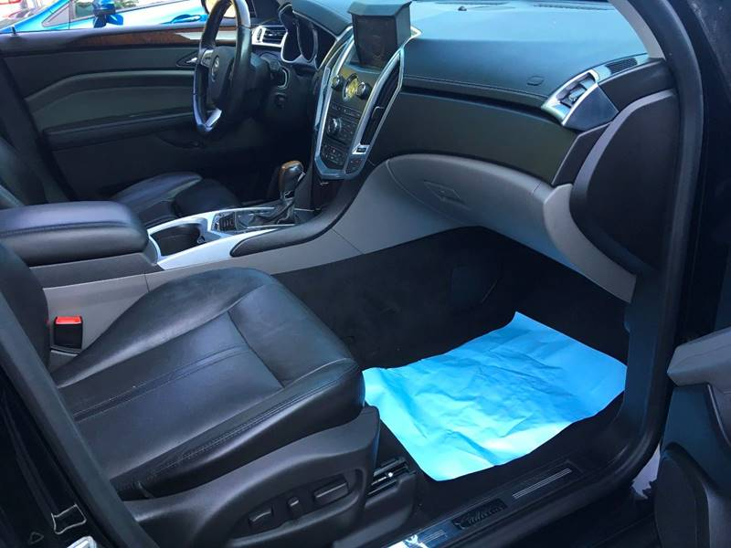 2010 Cadillac SRX for sale at D & M Discount Auto Sales in Stafford VA