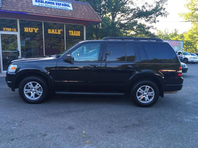 2010 Ford Explorer for sale at D & M Discount Auto Sales in Stafford VA