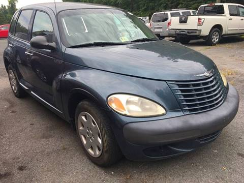 2002 Chrysler PT Cruiser for sale at D & M Discount Auto Sales in Stafford VA