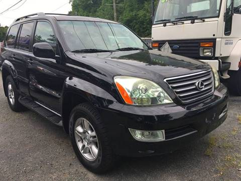 2004 Lexus GX 470 for sale at D & M Discount Auto Sales in Stafford VA