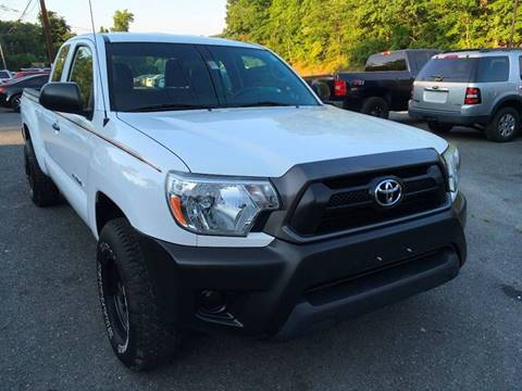 2012 Toyota Tacoma for sale at D & M Discount Auto Sales in Stafford VA