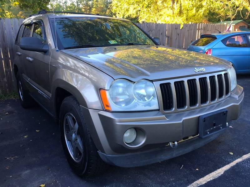2006 Jeep Grand Cherokee For Sale At D U0026 M Discount Auto Sales In Stafford  VA