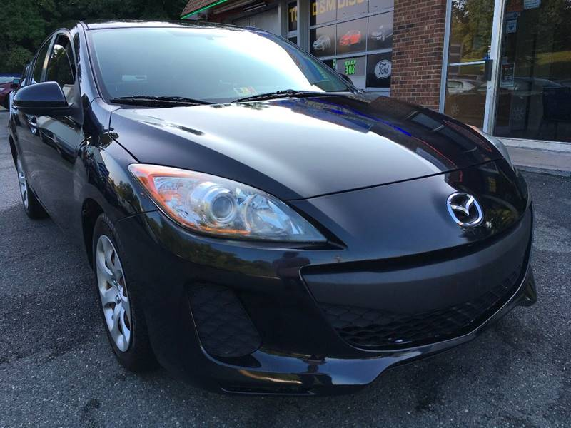 2013 Mazda MAZDA3 For Sale At D U0026 M Discount Auto Sales In Stafford VA