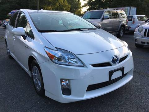 2011 Toyota Prius for sale at D & M Discount Auto Sales in Stafford VA