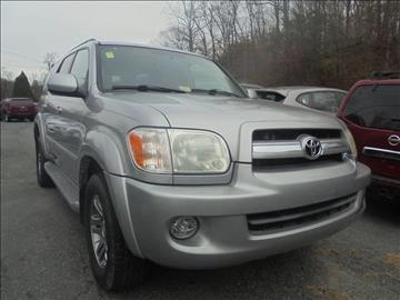 2006 Toyota Sequoia for sale in Stafford, VA