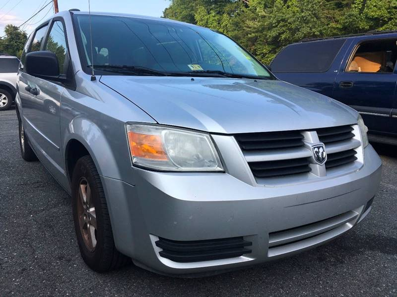 2008 Dodge Grand Caravan Se In Stafford Va D M Discount Auto Sales