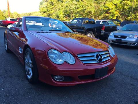2008 Mercedes-Benz SL-Class for sale in Stafford, VA
